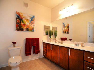 Greenwich Village Luxury Apartment Homes Apartment Bathroom