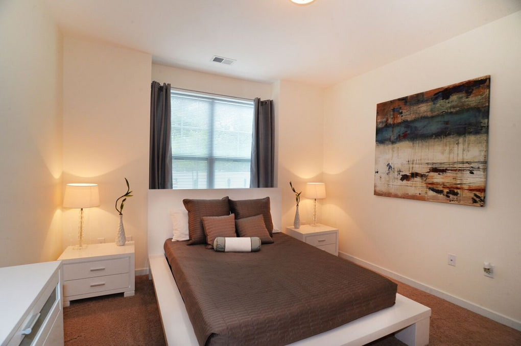 Greenwich Village Luxury Apartment Homes Apartment Bedroom