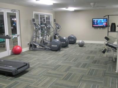 Greenwich Village Luxury Apartment Homes Fitness Center